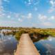 Pont métaphore de liberté des contrats d'assurance vie proposés par Club Luxembourg